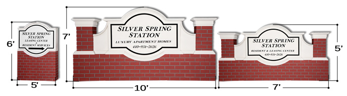Custom Monument Signs