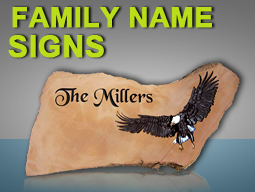 family name signs