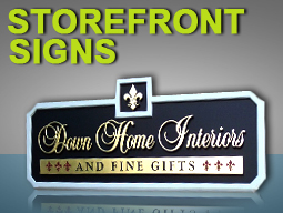 storefront signs