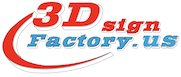 3dsignfactory Logo